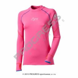 pulovr dámský Progress MONA růžový