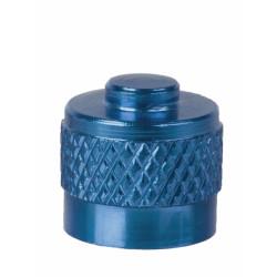 čepička ventilková M-Wave modrá 1ks