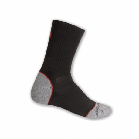 ponožky SENSOR HIKING BAMBUS černé