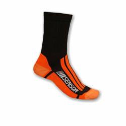ponožky SENSOR TREKING EVOLUTION černo/oranžové