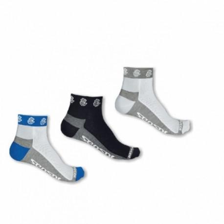 ponožky SENSOR RACE LITE SMALL HANDS 3pack