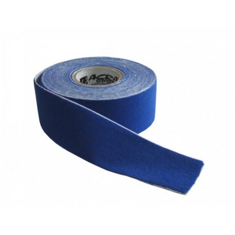 tape kinezio 2.5x5m modrý
