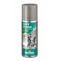 olej MOTOREX Dry Power spray 56ml plnící