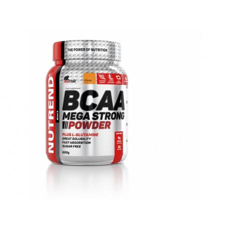 nápoj Nutrend BCAA Mega Strong Powder 500g grep