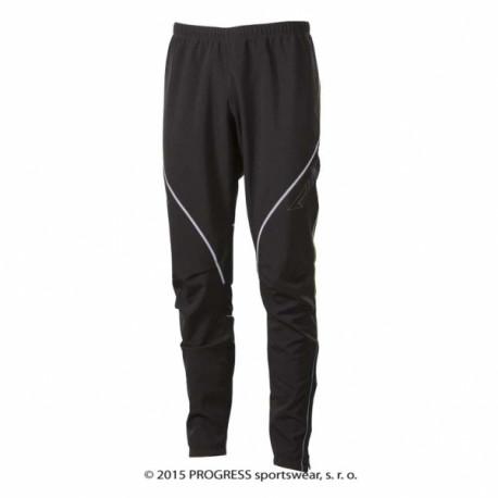 kalhoty dlouhé pánské Progress PRIMER černé