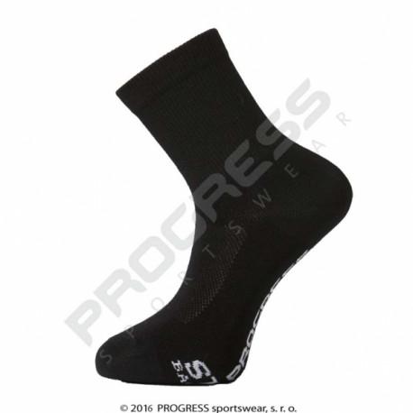 ponožky Progress MANAGER bamboo černé