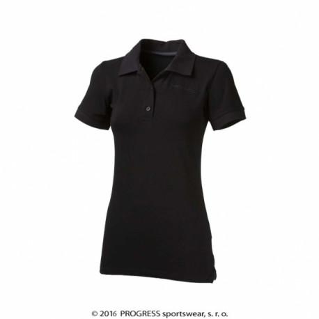 triko krátké dámské Progress POLONA černé