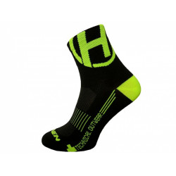 ponožky HAVEN LITE SILVER NEO 2páry černo/žluté