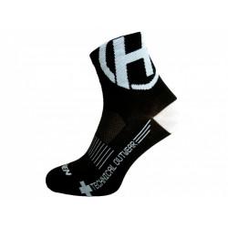 ponožky HAVEN LITE SILVER NEO 2páry černo/bílé