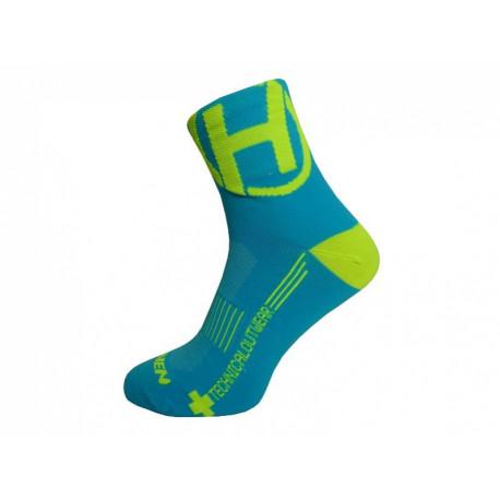 ponožky HAVEN LITE SILVER NEO 2páry modro/žluté