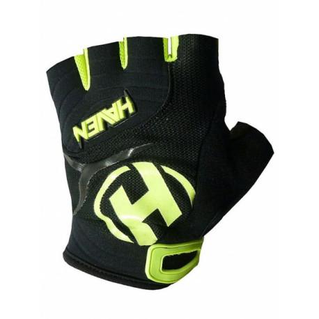rukavice HAVEN DEMO SHORT černo/zelené
