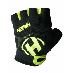 rukavice dětské HAVEN DEMO SHORT černo/zelené