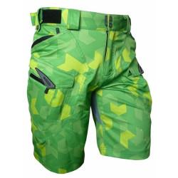 kalhoty krátké pánské HAVEN CUBES NEO zelené