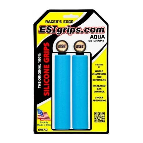 gripy ESI Racer's Edge aqua