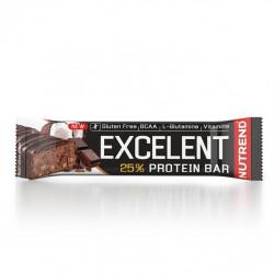 tyčinka Nutrend Excelent čokoláda+kokos 40g