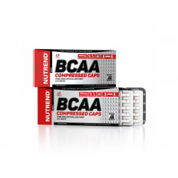 tablety Nutrend BCAA COMPRESSED 120tablet
