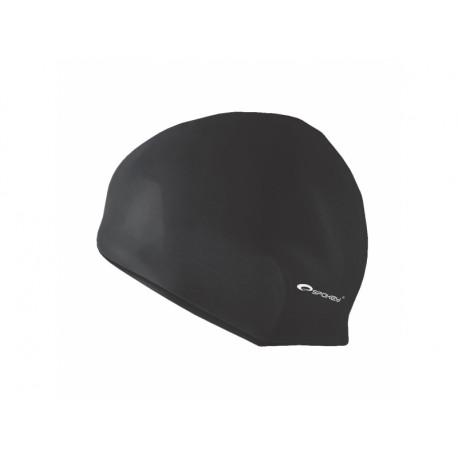 čepice plavecká Spokey SUMMER černá