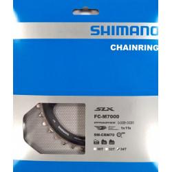 převodník 34z Shimano SLX FC-M7000 1x11 4 díry