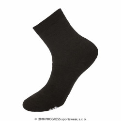 ponožky Progress MANAGER bamboo winter černé