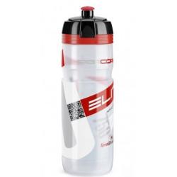 lahev ELITE Corsetta Clear červená, 350 ml