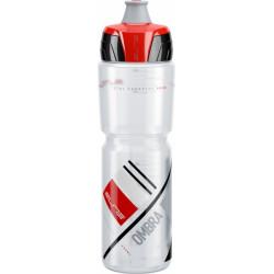 lahev ELITE Ombra Clear červená, 950 ml