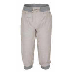 kalhoty 3/4 dámské LOAP NESFERA hnědé