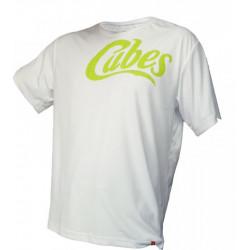 dres krátký pánský HAVEN Cubes bílo/zelený