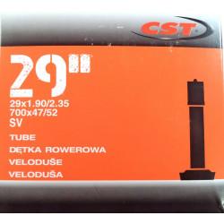 """duše CST 29""""x1.90/2.35 (47/52-622) AV/40mm"""
