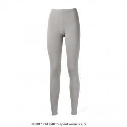 kalhoty dlouhé dámské Progress MONZA šedé