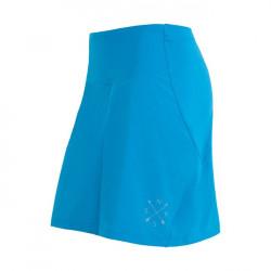 sukně dámská SENSOR INFINITY modrá