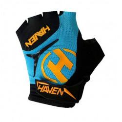 rukavice HAVEN DEMO SHORT modro/oranžové