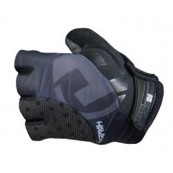 rukavice HAVEN SINGLETRAIL SHORT černá