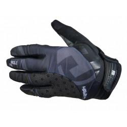 rukavice HAVEN SINGLETRAIL LONG černé