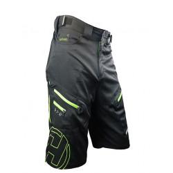 kalhoty krátké pánské HAVEN NAVAHO SLIMFIT černo/zelené