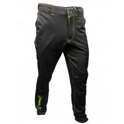 kalhoty dlouhé unisex HAVEN FUTURA černo/zelené