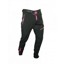 kalhoty dlouhé unisex HAVEN ENERGIZER Long černo/růžové
