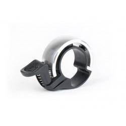 zvonek Knog Oi Bell Classic stříbrný malý