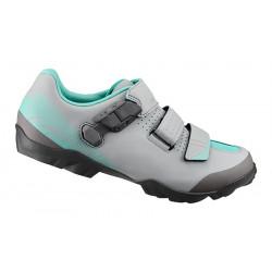 boty Shimano ME3 šedo-mátové