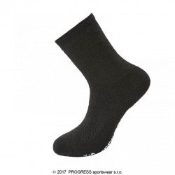 ponožky Progress MANAGER merino černé