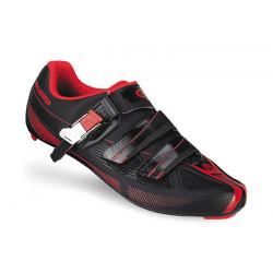 boty EXUSTAR SR4113 černo/červené