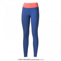 kalhoty dlouhé dámské Progress BETTY modro/lososové