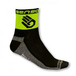 ponožky SENSOR RACE LITE HAND zelené