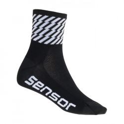 ponožky SENSOR RACE FLASH černé