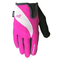rukavice Poledník AIRNAMIC LADY růžové