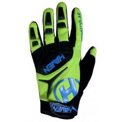 rukavice HAVEN DEMO POLAR zeleno/modré