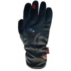 rukavice HAVEN Kingsize černo/červené