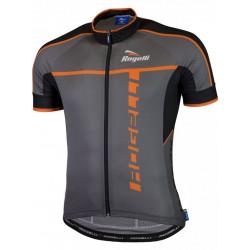 dres krátký pánský Rogelli UMBRIA 2.0 šedo/oranžový