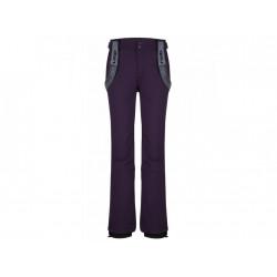 kalhoty dlouhé dámské LOAP LIZZY softshell fialové