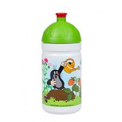 lahev R&B Krtek a jahody 500ml zelené