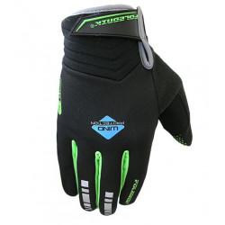 rukavice Polednik WINACTIVE zeleno-černé zimní
